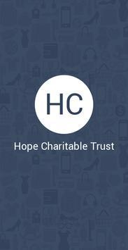 Hope Charitable Trust poster