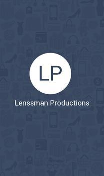 Lenssman Productions poster