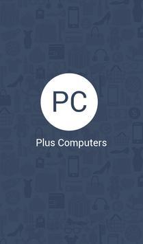 PLUS COMPUTERS screenshot 1