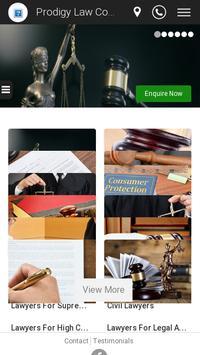 Prodigy Law Consultants screenshot 1