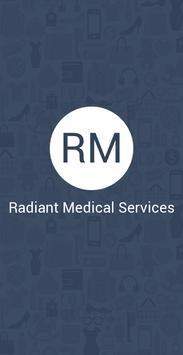 Radiant Medical Services poster
