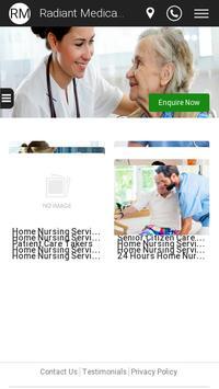 Radiant Medical Services screenshot 1