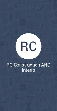 RG Construction AND Interio screenshot 1