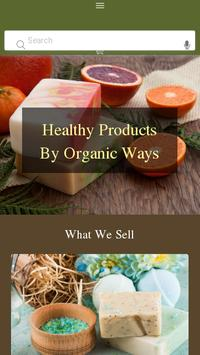 Suha Organic & Herbal Products poster