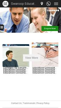 Swaroop Educational Consultanc screenshot 1