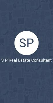 S P Real Estate Consultant poster
