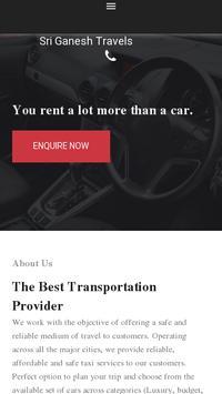 Sri Ganesh Travels & Car Renta poster
