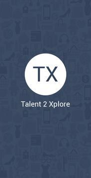 Talent 2 Xplore poster