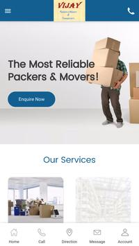 Vijay Packers And Movers And T poster