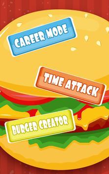 Making Burgers Game poster