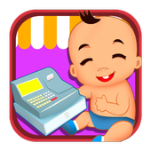 Babies Store Games icon