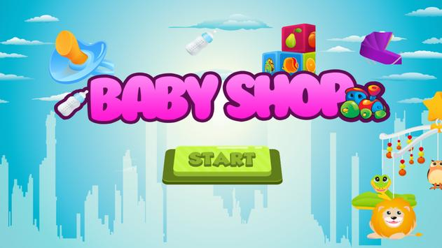 Babies Store Games poster