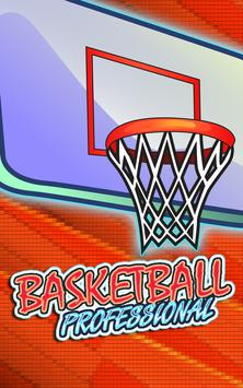 Basketball Professional poster