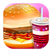 Cooking Burgers icon