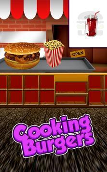 Cooking Burgers screenshot 5