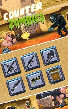 Counter Zombies screenshot 1