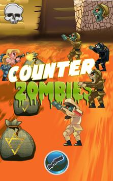 Counter Zombies screenshot 2