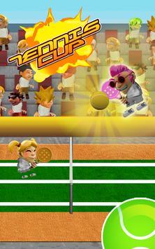 Tennis World Tournament apk screenshot