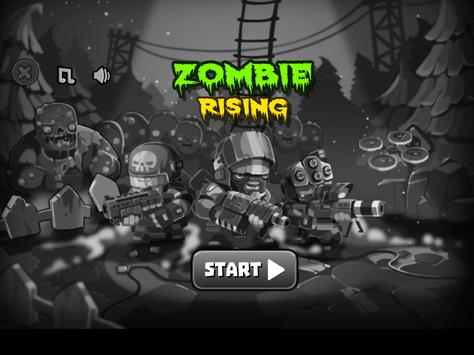 Zombie Tower Defence screenshot 3