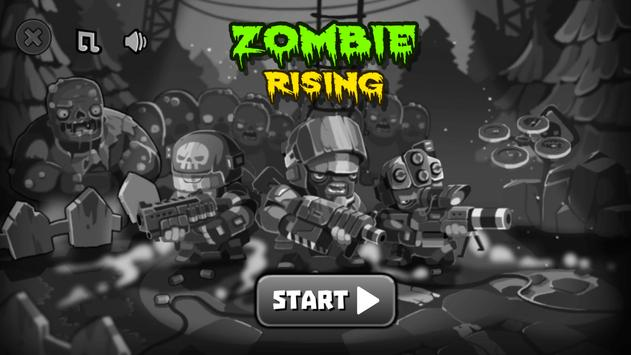 Zombie Tower Defence poster