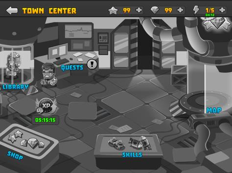 Zombie Tower Defence screenshot 7