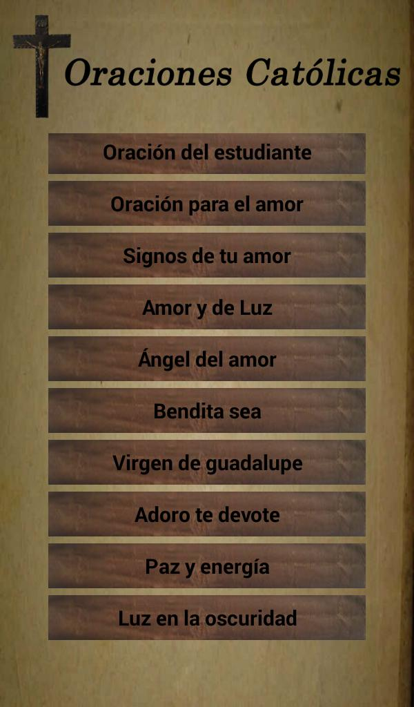 Catholic Prayers In Spanish For Android Apk Download