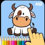 Animals coloring book APK