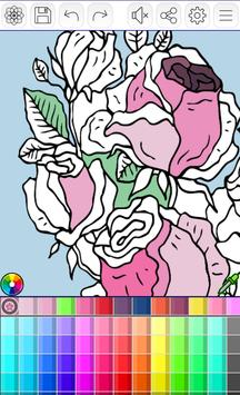 Mandalas coloring pages screenshot 10
