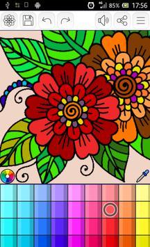 Mandalas coloring pages screenshot 14
