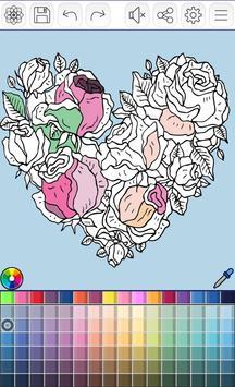 Mandalas coloring pages screenshot 16