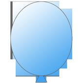 Balloon bomb icon