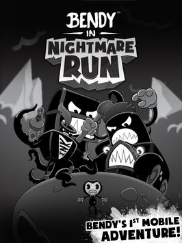 Bendy in Nightmare Run screenshot 5