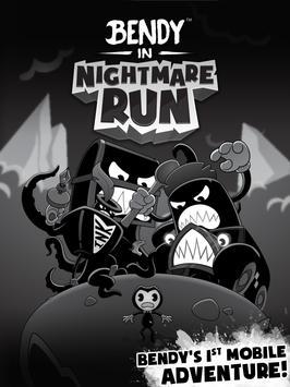 Bendy in Nightmare Run screenshot 5