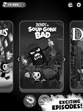 Bendy in Nightmare Run screenshot 8