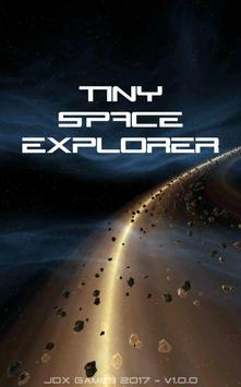 Tiny Space Explorer poster