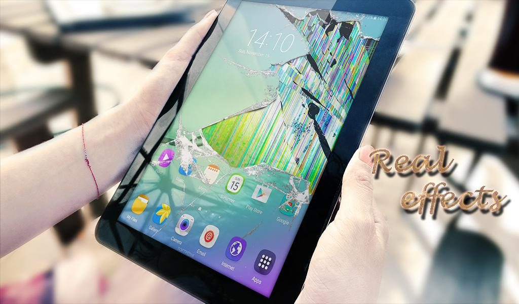 Broken Screen - Cracked Screen for Android - APK Download