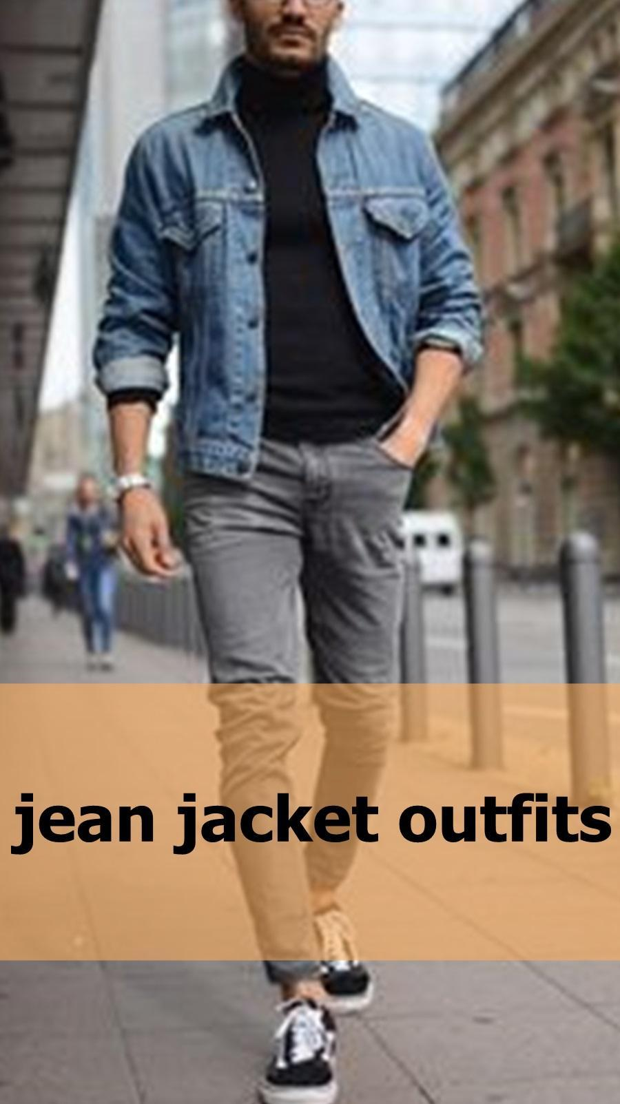 jean jacket outfits ideas for Android - APK Download