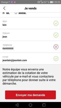 Jean Lain Occasions screenshot 6