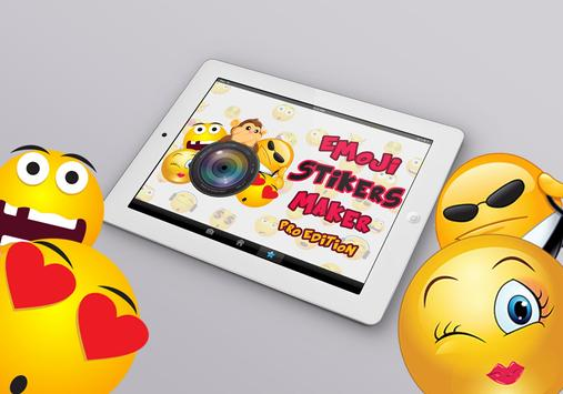 Emoji Stikers Maker screenshot 10