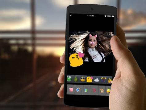 Emoji Stikers Maker screenshot 2