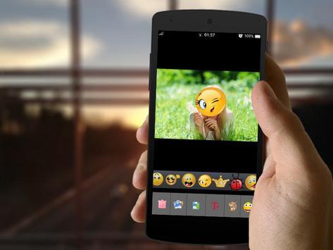 Emoji Stikers Maker screenshot 5