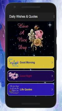 Blessings and Wishes screenshot 1