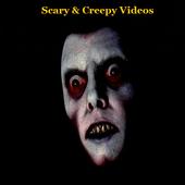 Scary & Creepy Videos icon