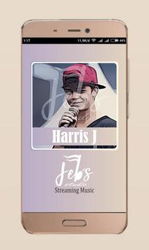 Lagu Harris J Lengkap poster