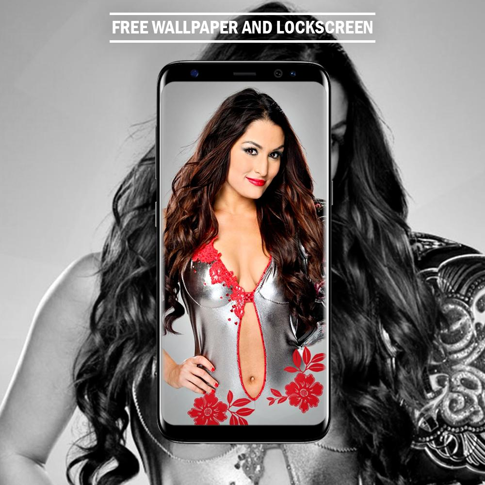 Nikki Bella Wwe Wallpapers Hd New For Android Apk Download
