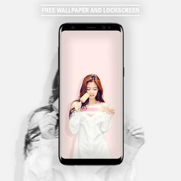 Jennie Kim Blackpink Wallpaper KPOP Fans HD screenshot 1