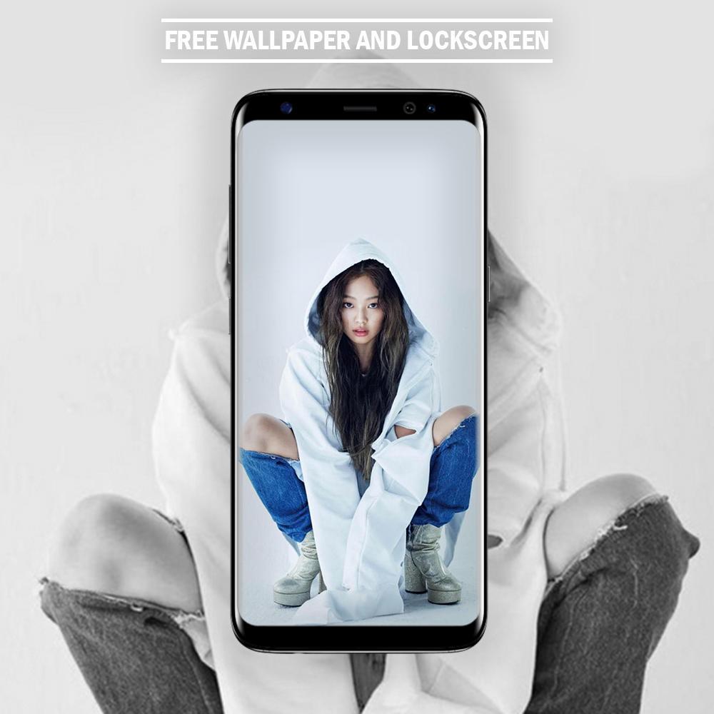 Download 750 Wallpaper Iphone Jennie Blackpink Terbaik