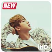 BTS Jin Wallpaper HD for KPOP Fans icon