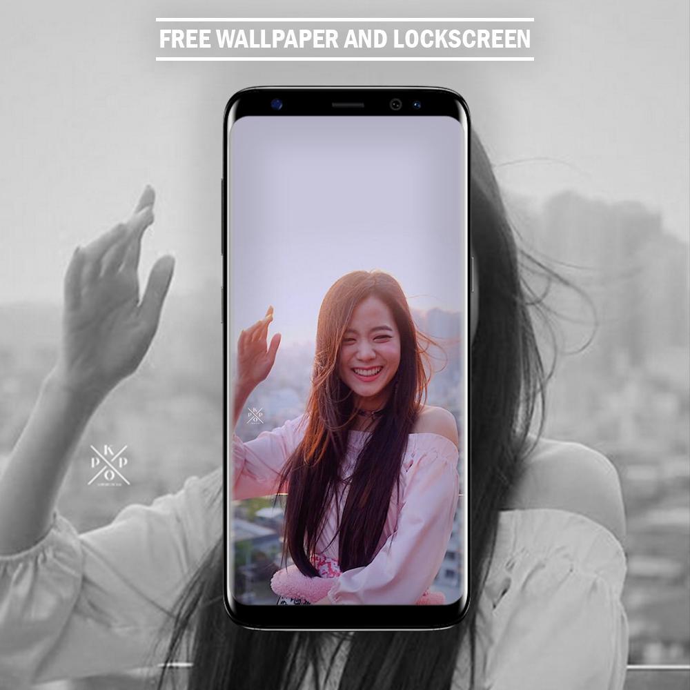 Jisoo Blackpink Wallpaper Kpop Fans Hd For Android Apk