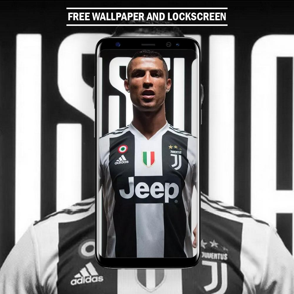 Cristiano Ronaldo In Juventus Wallpaper Hd For Android Apk